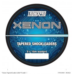 Tronix Pro Xenon Tapered Shock Leaders