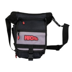 Tronix Hip Bag Black Grey