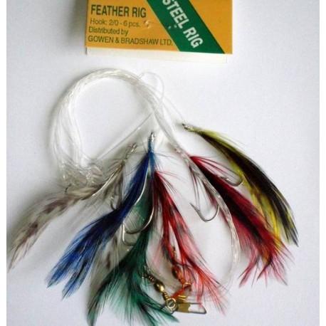 Gowen  Bradshaw Celtic Mackerel Feather henrys