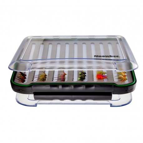Snowbee Easy Vue Competion Fly Boxes henrys