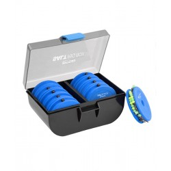 Spro Salt Rig Winders and Box