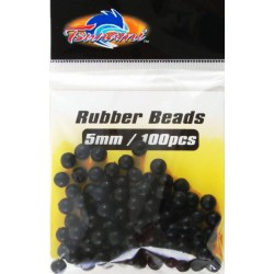 Tsunami Rubber Shock Beads 5mm