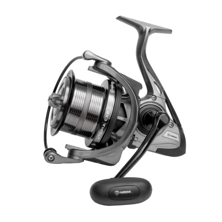 Akios Utopia CX8 Beach Reel henrys