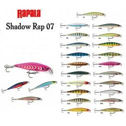 Rapala Shadow Rap 7cm