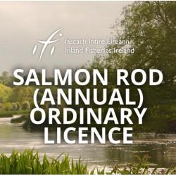 IFI Irish Salmon A Licence Full Country 2021 Season