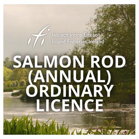 IFI Irish Salmon A Licence Full Country 2021 Season henrys