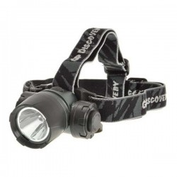 GP Discovery 0.5W LED Headlamp