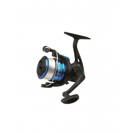 Kinetic Fighter 4000 FD Spin Reel With Line henrys