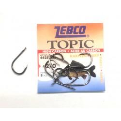 Zebco Topic Carbon Carp Hooks Spade End