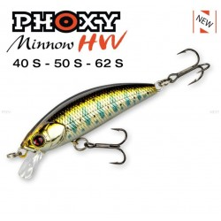 Sakura Phoxy Minnow 50 S Holo Trout