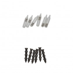 Savage Gear Glass Rattle and Spike Kit