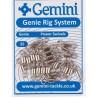 Gemini Genie 80lb Mainline-Swivels henrys tackleshop