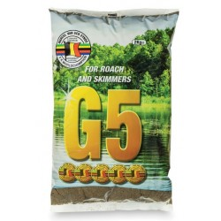 Van Den Eynde G5 Groundbait Black 2kg Bag
