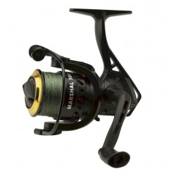 Kinetic Marshall Spin Reels Prefilled With Braided Line