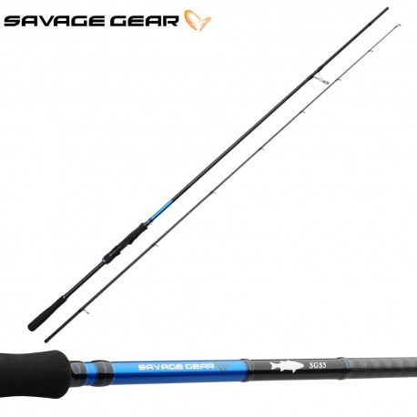 Savage Gear SGS5 Precision Lure Specialist Spinning Rod henrys