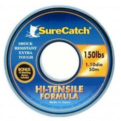 Surecatch Hi Tensile Formula Leader 100M