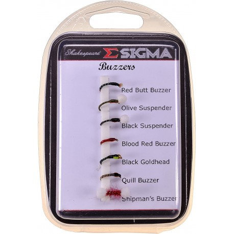 Shakespeare Sigma Buzzers Selection henrys