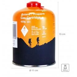 Yellowstone Butane/Propane Gas Cartridge 450g