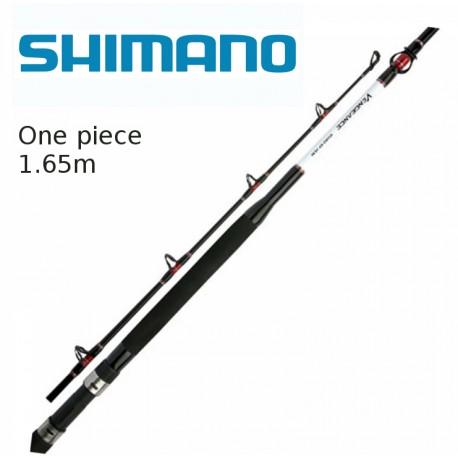 Shimano Vengeance Stand Up Boat Rods 1 Piece 1.65m 20-30lb henrys