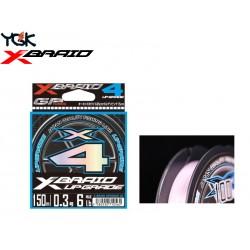 YGK X BRAID X010 UPGRADE X4