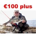€101+ Bass Lure Angler