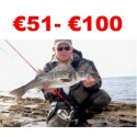€ 51 to € 100 Bass Lure Angler