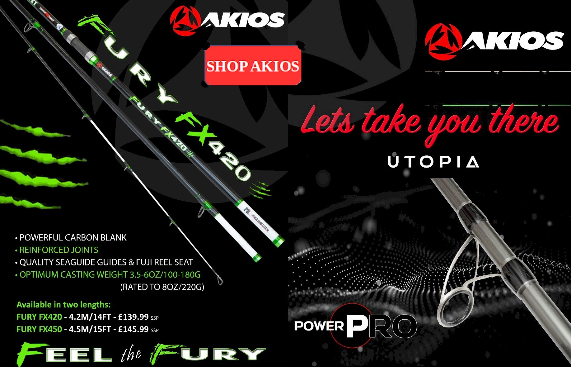 Shop Akios home